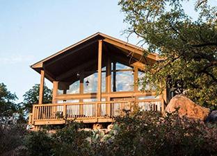 Boulder House | Medicine Park, Oklahoma