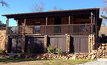Cabin Rental Amenities