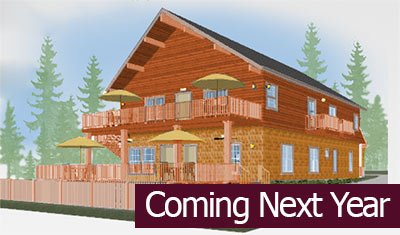 The Lodge: Coming Next Year